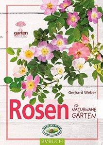Cover Rosen für naturnahe Gärten